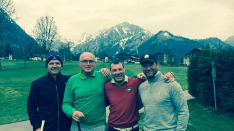 Golfauftakt